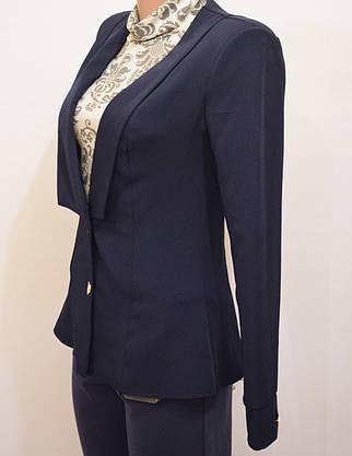 Пиджак женский классический, фото 3