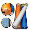 Сетка стеклотканевая (5 х 5мм), фасадная 1м x 50м, оранжевая