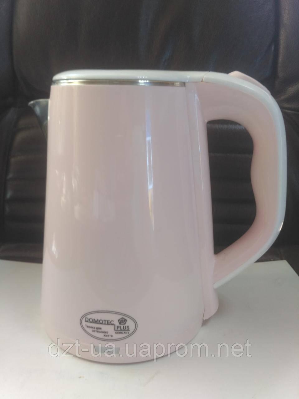 Электрический чайник Domotec