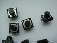Микрокнопка тактовая 12x12x9мм для DMX пультов, паров