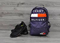 Стильный рюкзак для города томми хилфигер, рюкзак Tommy Hilfiger