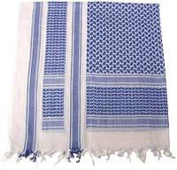 Куфия (арафатка) 115x110см  MFH синего цвета