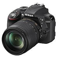 Nikon D3300 kit (18-105mm VR), фото 1