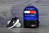 Крутой рюкзак для города томми хилфигер, рюкзак Tommy Hilfiger