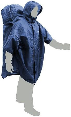 Накидка-пончо Terra Incognita CapeBag S-M синяя - «BIKAM » ИНТЕРНЕТ-МАГАЗИН в Киеве