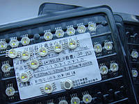 LED диод 10w (12w) RGBW для WASH голов, паров и др.