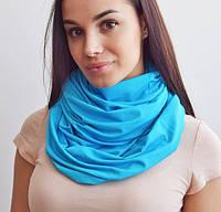 Милкснуды Накидка для кормленияДля кормящих женщин грудью Молочные фартуки и шарфы на коляску - люльку Бірюза