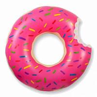 ХИТ! Надувной круг Пончик, диаметр - 70 см. Есть разные цвета