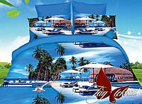 Двуспальный комплект постельного белья ТМ TAG MS-CY16054