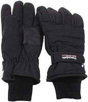 Перчатки Thinsulate чёрные (S) MFH 15473A