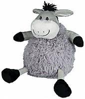 Игрушка Trixie Donkey для собак плюшевая, с пищалкой, 20 см