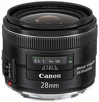 Объектив Canon EF 28 mm f/2.8 IS USM (5179B005)