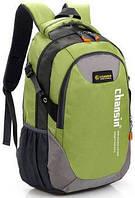 Рюкзак 25л для города Chansin зелёный