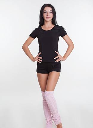 Женская спортивная футболка, фото 2