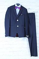 Школьная форма.Турция DoniRicci 116-140(темно-синяя)