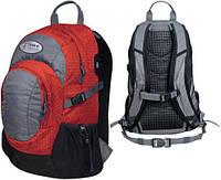 Рюкзак Terra Incognita Aspect 20 красный/серый