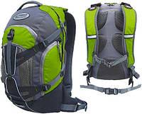 Рюкзак спортивный Terra Incognita Dorado 16 зелёный/серый