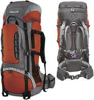 Рюкзак туристический Terra Incognita Mountain 50 оранжевый/серый (модификация 2014г.)