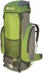 Рюкзак туристический Travel Extreme Scout 50 зеленого цвета