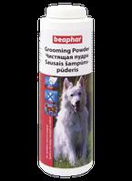 Beaphar Grooming Powder сухой шампунь-пудра для очистки шерсти без воды и мыла  150г ( 10475)