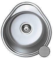 Кухонная мойка Галац (Eko) Lala Textură, 480 х 430 мм