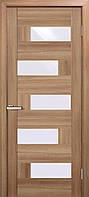 Межкомнатные двери Омис Домино ПВХ СС (дуб золотой)