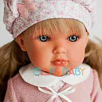 Кукла Антонио Хуан Bella Melenita, 45 см