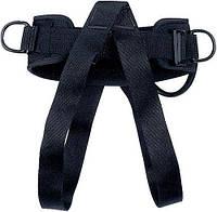 Страховочный пояс Singing Rock Safety Belt XL чёрный W0025.BB