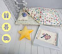 """Эксклюзивные детские обереги! Постельный комплект от  украинского этно-бренда """"Колискай"""" +бесплатная доставка!"""