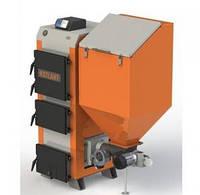 Твердотопливный пеллетный котел КГП-25 с электронной автоматикой