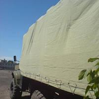 Брезентовые и комбинированные тенты для грузовых автомобилей
