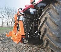 Система управления трактором и рабочим оборудованием SBGuidance Twin, управление орудием