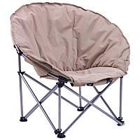 Складной стул Сафари CCS020 коричневый