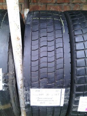 Грузовые шины б.у. (грузовая резина бу) 265.70.r19.5 Continental HDR Континенталь