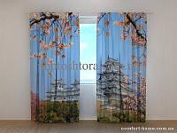 Фотошторы Япония. Замок Химэдзи