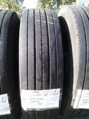 Грузовые шины б.у. / резина бу 215.75.r17.5 Goodyear Regional RHS Гудиер