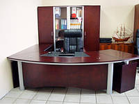 Стол руководителя YDK 3009 (2800*2140*760H)