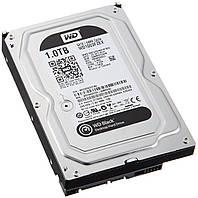 Жесткий диск 1Tb Western Digital Black, SATA3, 64Mb, 7200 rpm (WD1003FZEX)