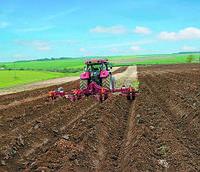 Система управления рабочим сельскохозяйственным оборудованием SBGuidance Twin-Disc с помощью дисков