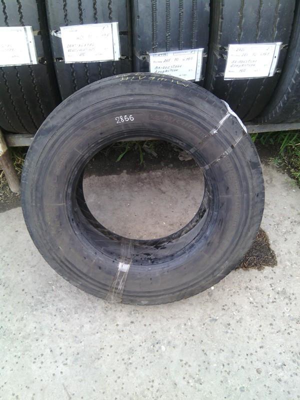 Шины б.у. 225.75.r17.5 Michelin XZE2 Мишлен. Резина бу для грузовиков и автобусов