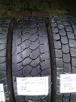 Грузовые шины б.у. / резина бу 235.75.r17.5 Sava ORJAK03 Сава