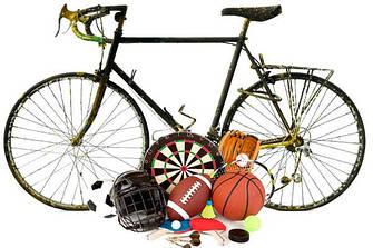 Товары для спорта и отдыха