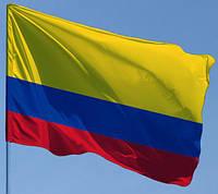 Флаг Колумбии 90х150см