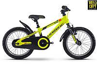 "Haibike Greedy 16"" 2017 детский велосипед"
