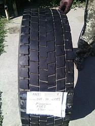 Шины б.у. 265.70.r19.5 Michelin XDE2 Мишлен. Резина бу для грузовиков и автобусов