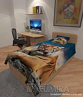 Фотопокрывало Тигр на скале