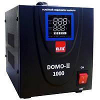 Стабилизатор напряжения 1000ВА DOMO однофазный Eltis