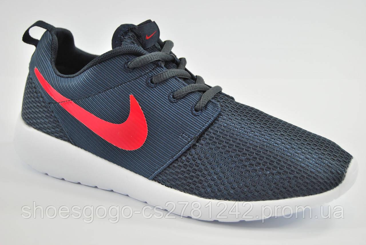 9bb8cefc Мужские легкие, беговые кроссовки Nike Roshe Run Найк роше ран -  интернет-магазин