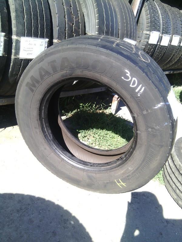 Шины б.у. 265.70.r19.5 Matador TR1 Матадор. Резина бу для грузовиков и автобусов