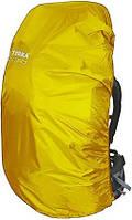 Чехол для рюкзака Terra Incognita RainCover S (35-45л) жёлтый